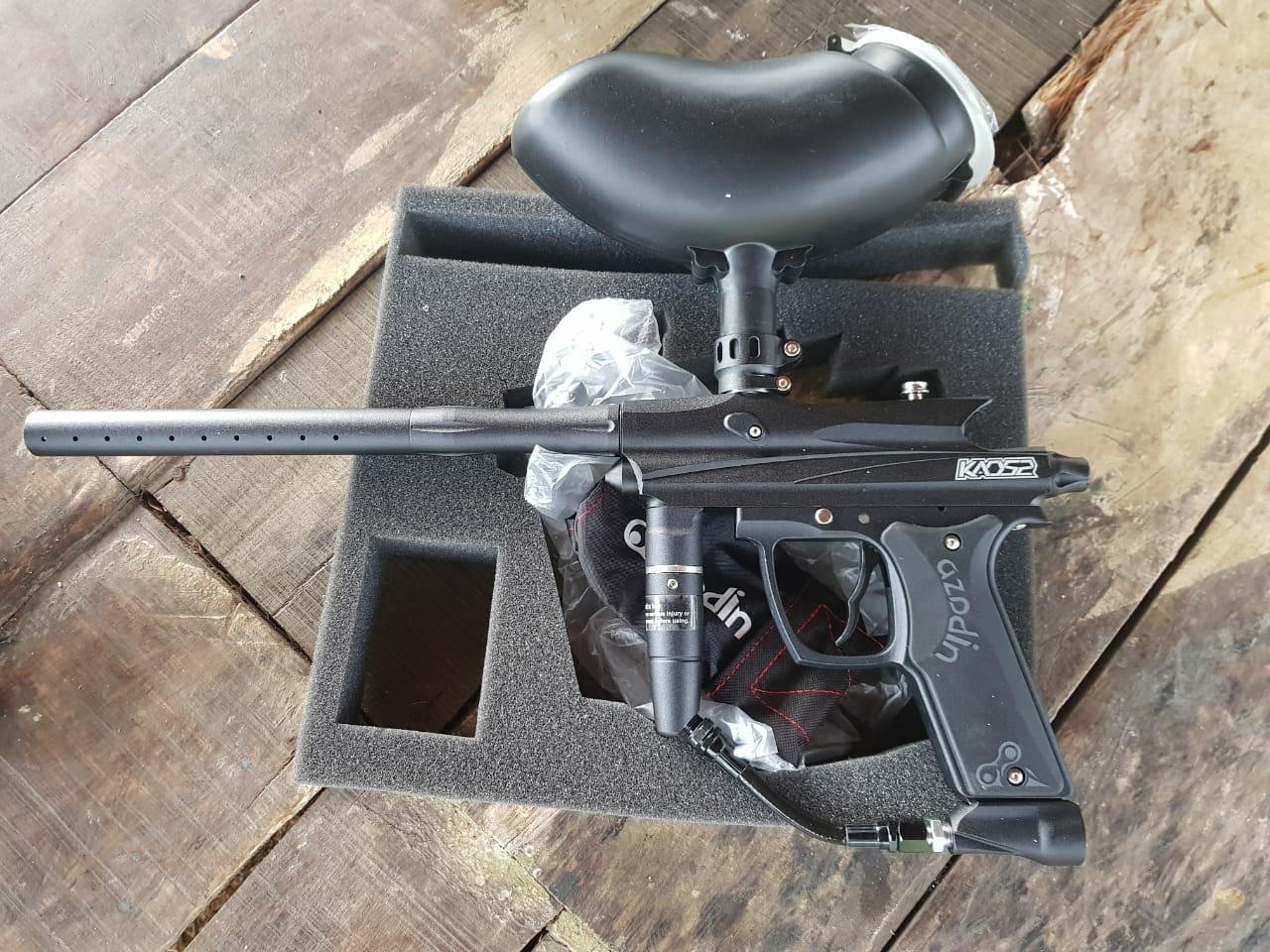 Pusat Harga Senjata Paintball Azodin Kaos